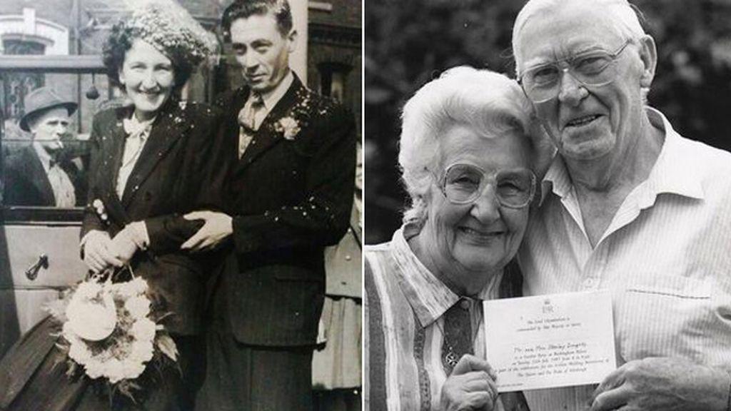 Se aman durante 68 años y mueren con 10 horas de diferencia