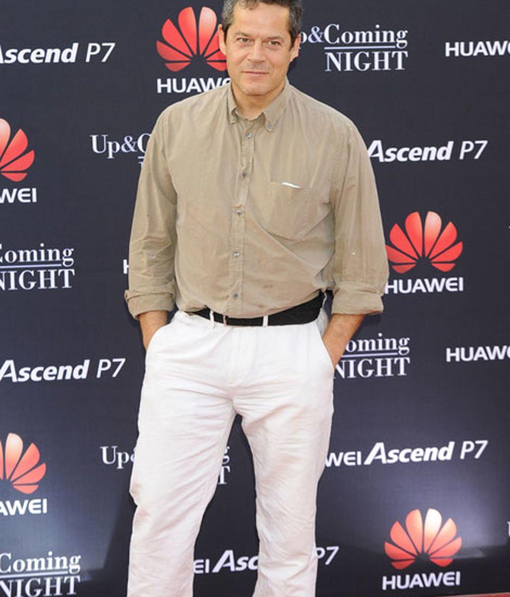 El actor Jorge Sanz fue otro de los asistentes