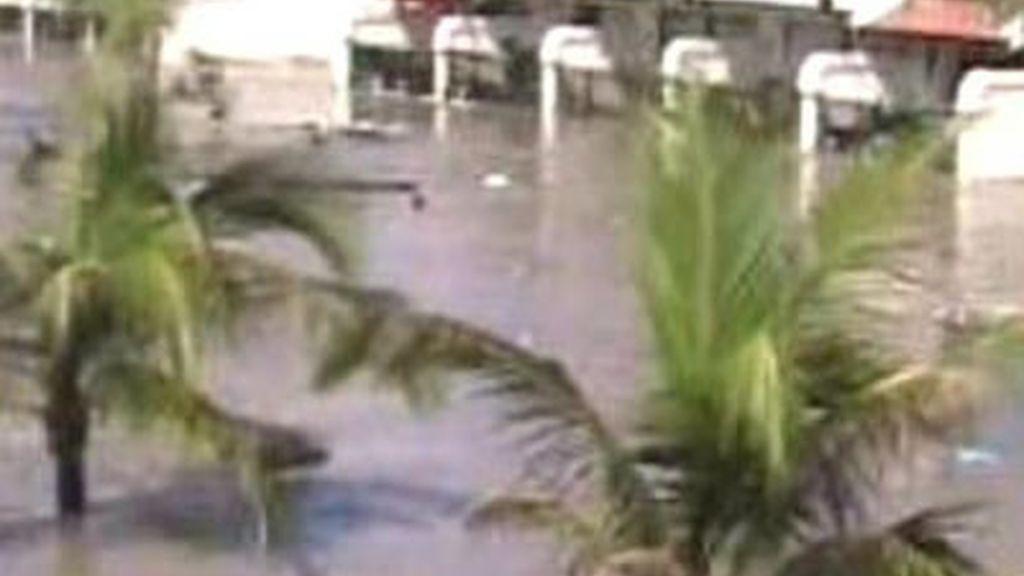 El pasado 26 de diciembre el Tsunami arrasó las costas del Índico