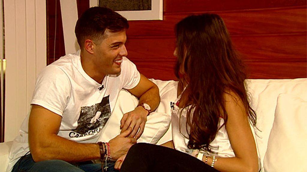 """Lukas, a Marta: """"Tengo miedo de que contigo me pase como con Marina"""""""