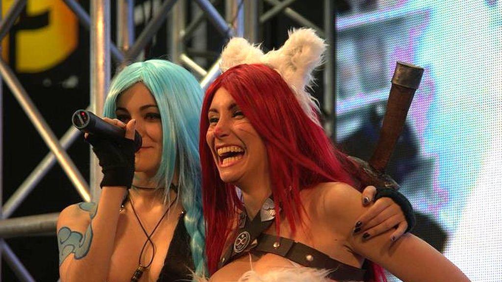 Lyra Dash, cosplay, cosplayer, Fun&Serious 2014