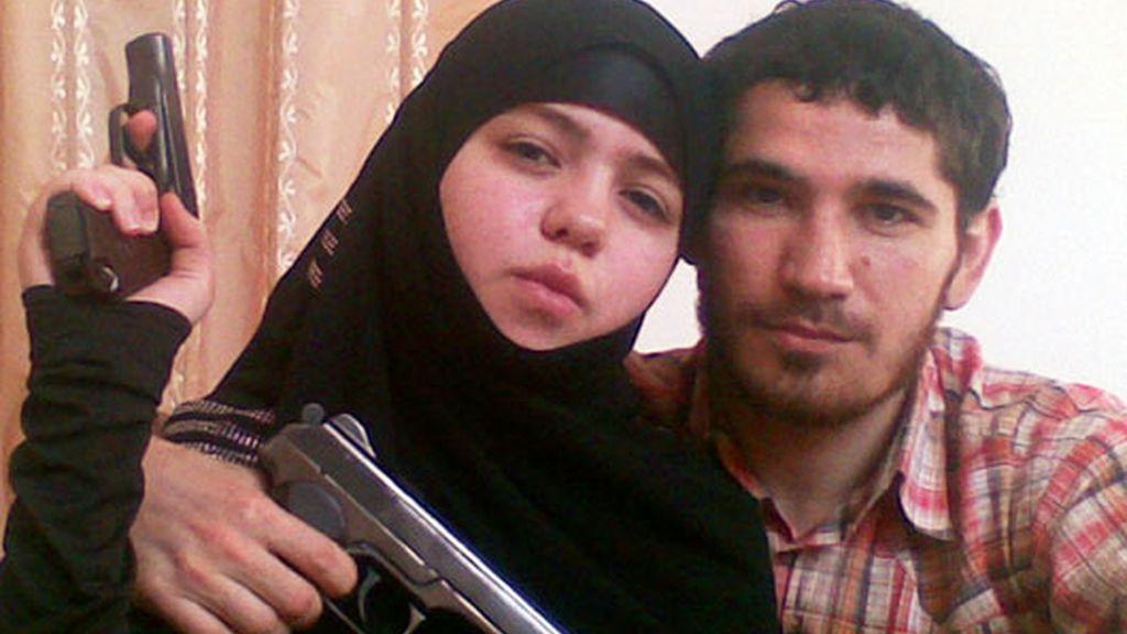 Según la prensa rusa, la joven fue una de las suicidas