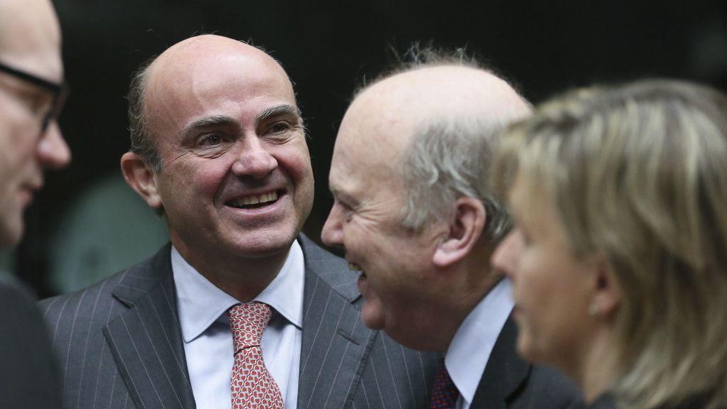 Luis de Guindos en el Ecofin