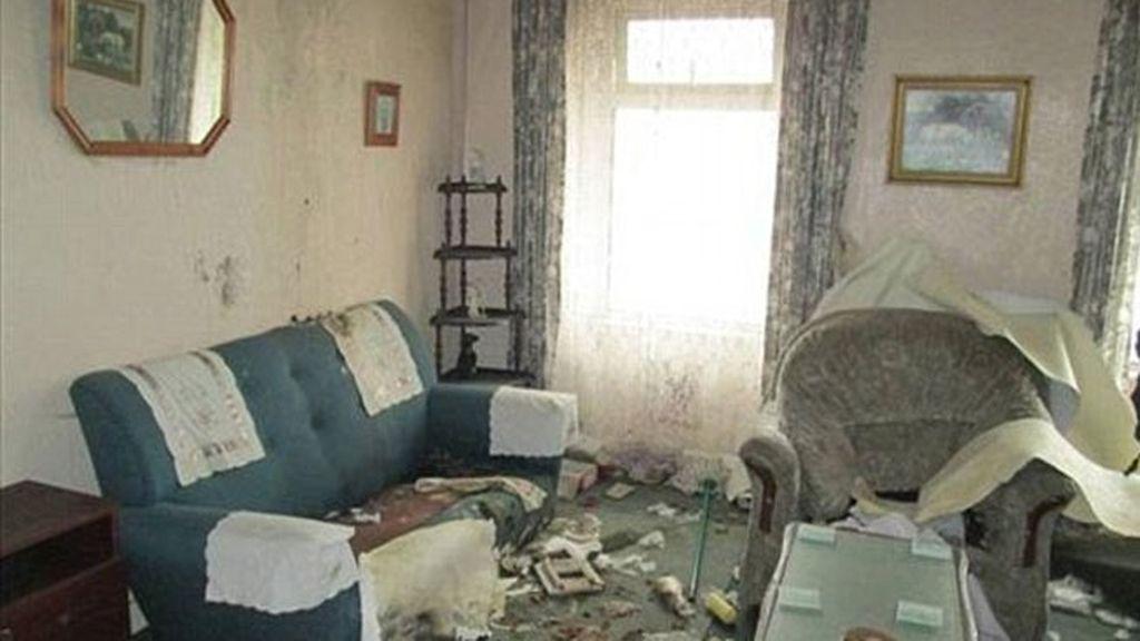 Las peores fotos para vender una casa