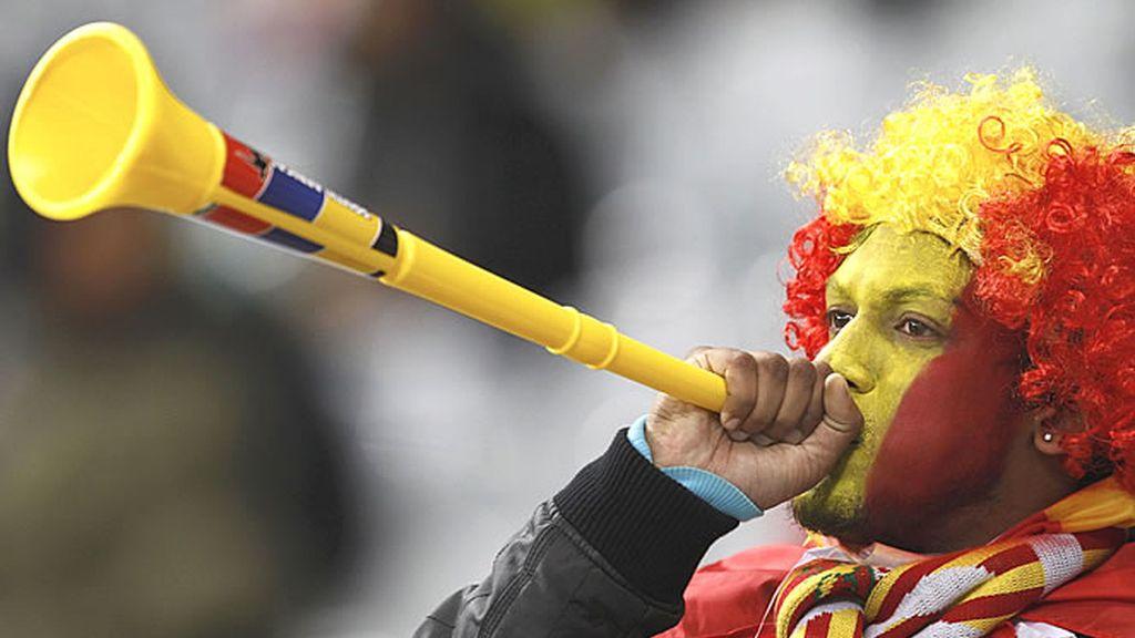 Las vuvuzelas fueron las protagonistas del Mundial Sudáfrica 2010