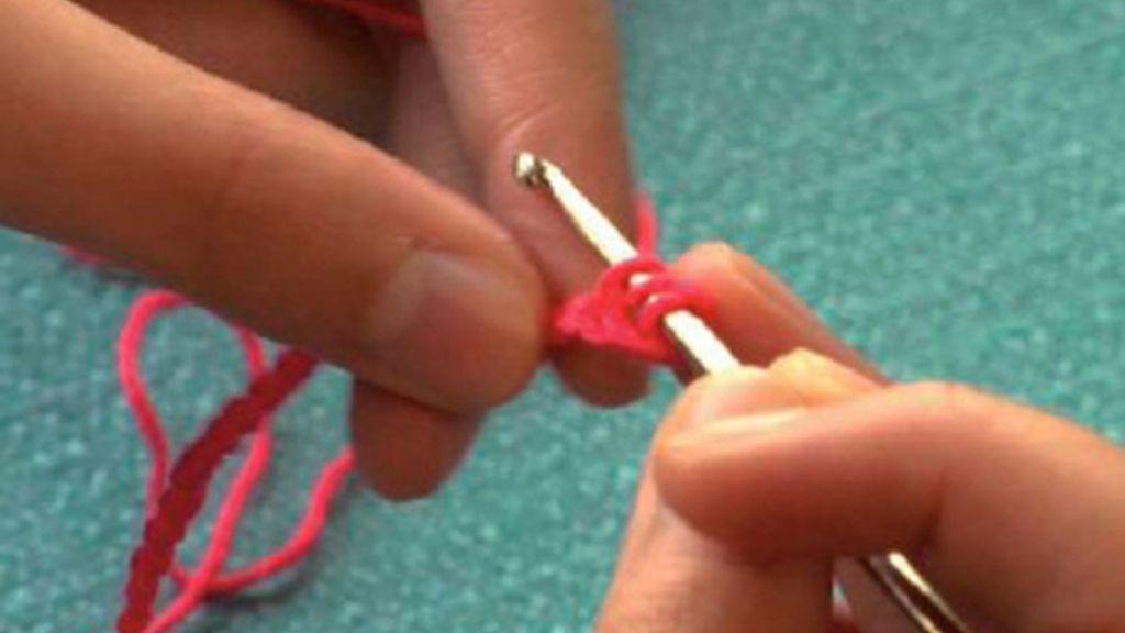 Tricotosas 33: Broche de ganchillo