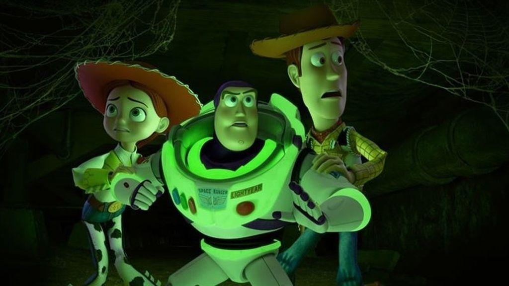Woody y Buzz Lightyear resucitan en Toy Story of Terror