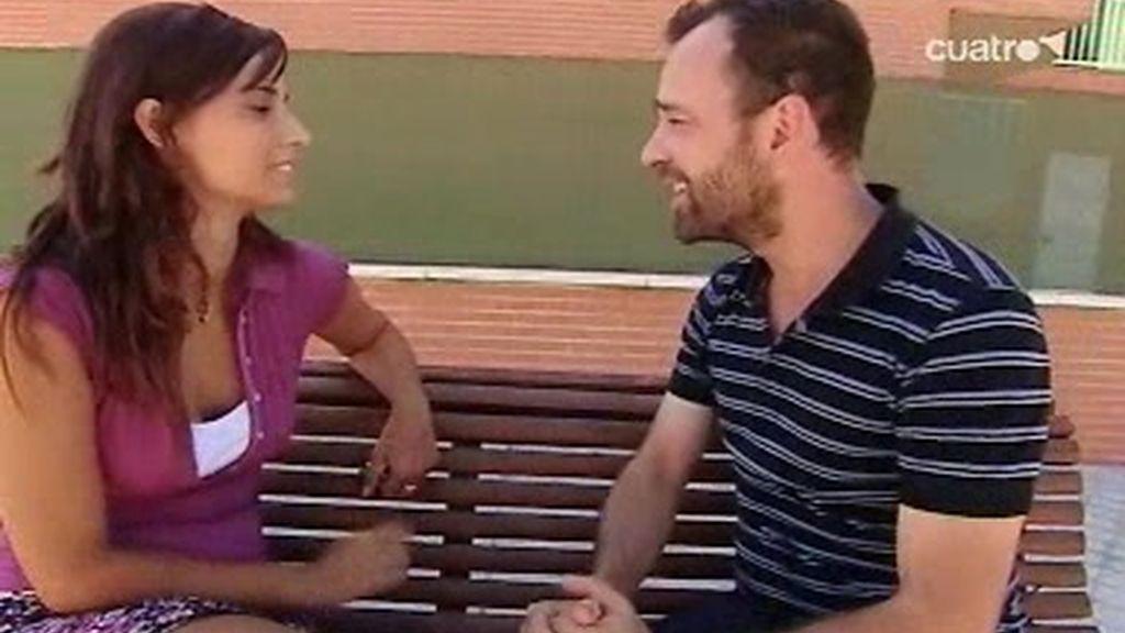 Nuria Roca hace de decoradora y Guille García Hoz de presentador