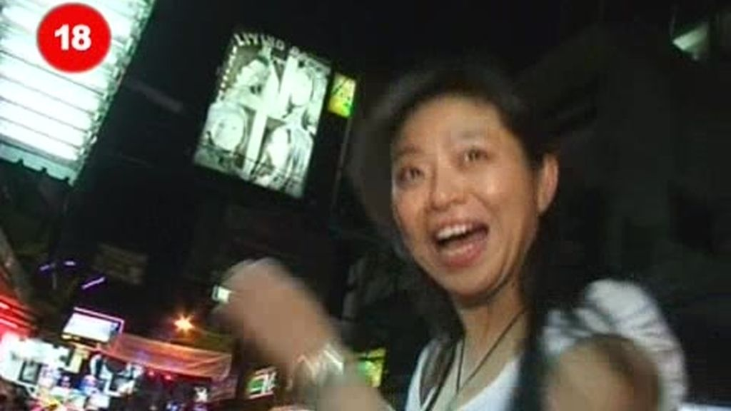 Bangkok: Prostitutas