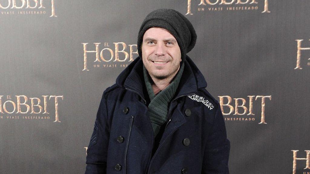 En la premiere del Hobbit