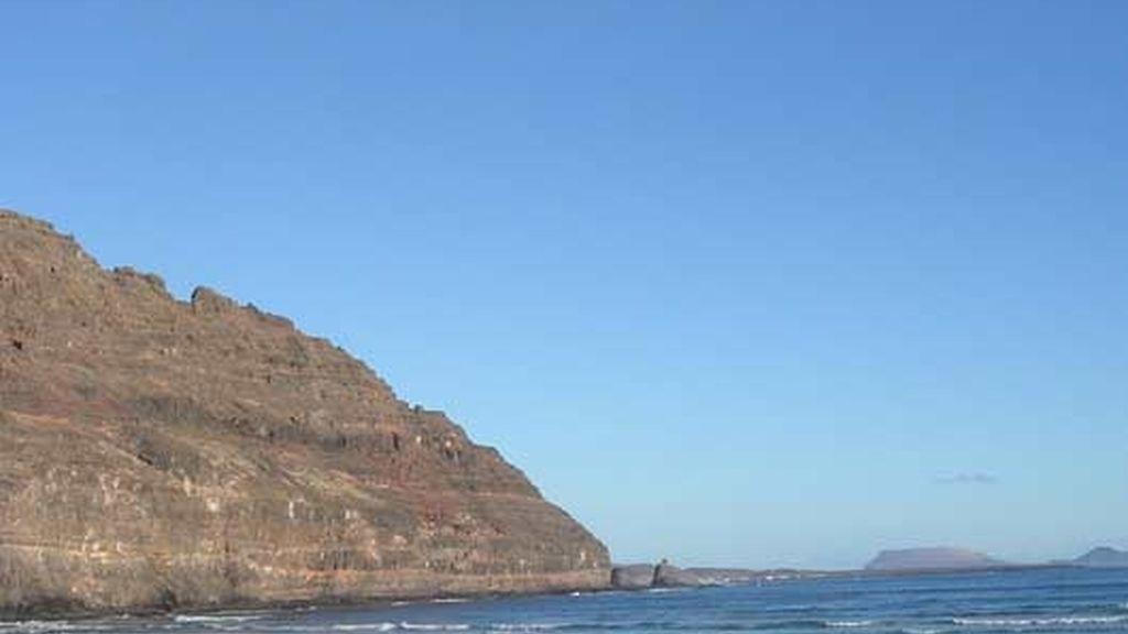 En el norte de Lanzarote