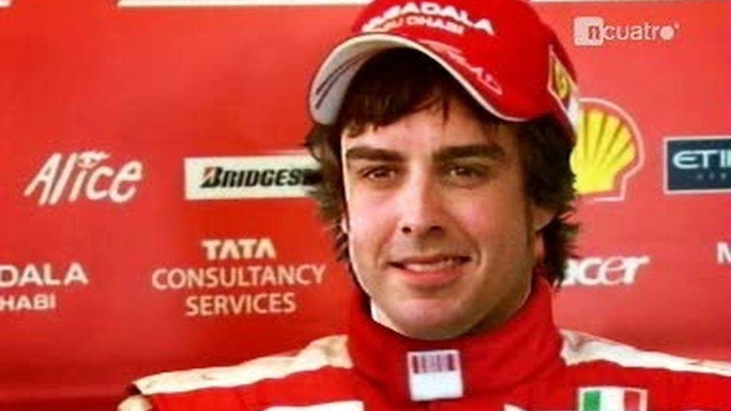 Fernando Alonso, uno de los deportistas mejor pagados