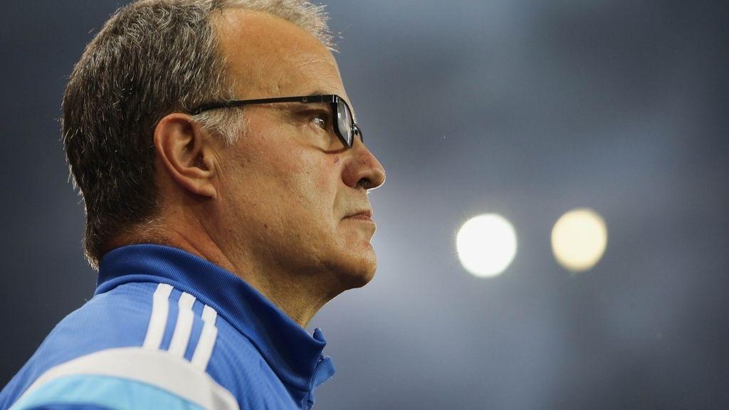 Marcelo Bielsa, dos dias en la Lazio