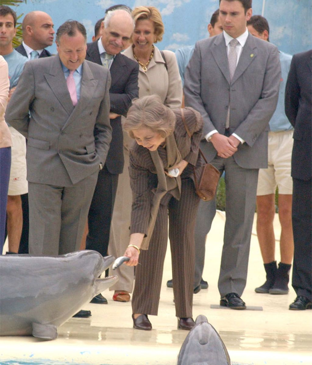 La pasión animal de la Reina Sofía