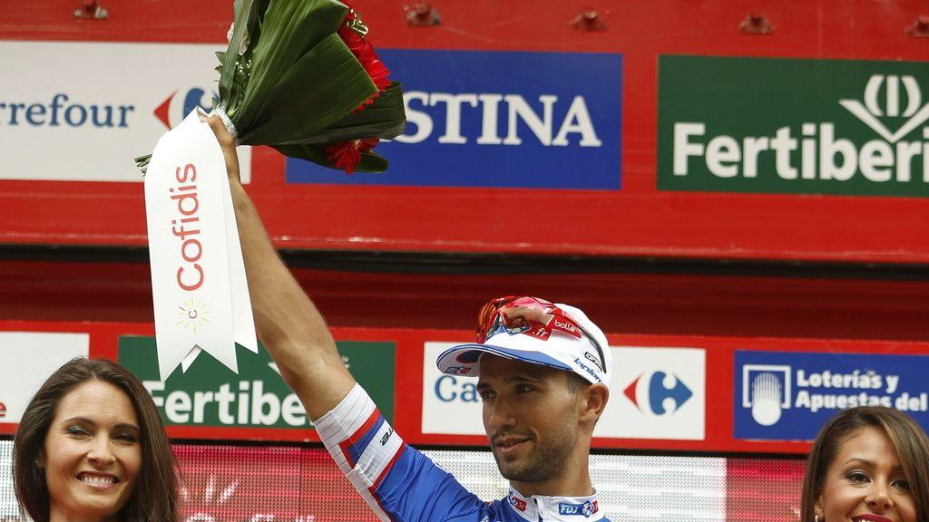 Octava etapa de la Vuelta Ciclista a España 2014