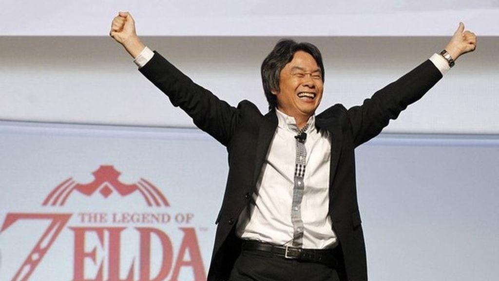 Shigueru Miyamoto, premio Príncipe de Asturias de Comunicación