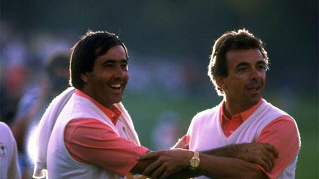 1987: Cuarta Ryder Cup