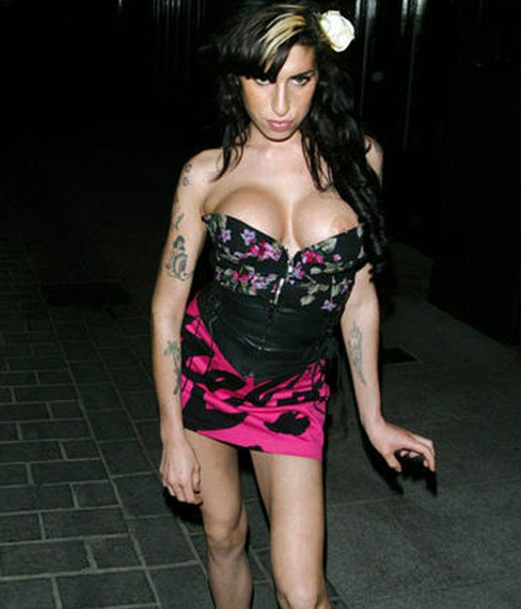 Amy Winehouse, en busca del estilo perdido