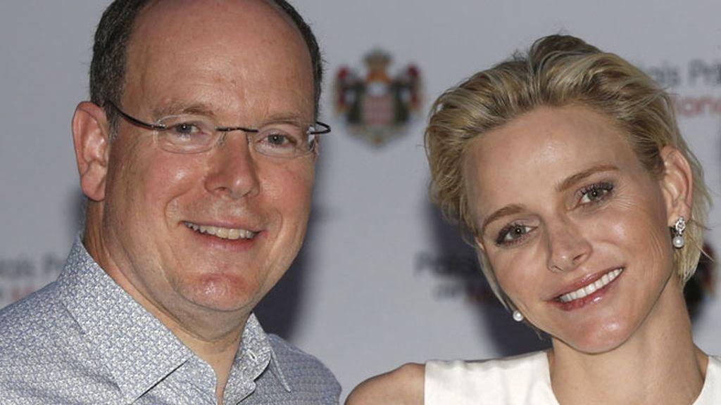 Celebraban el 10 aniversario del reinado de Alberto de Mónaco