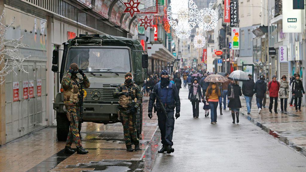 Alerta máxima en Bruselas