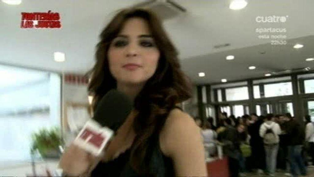 Romina fue a la Universidad Complutense