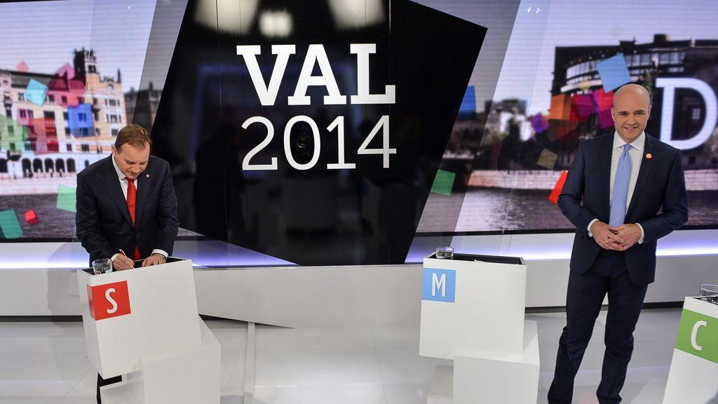 Elecciones suecas