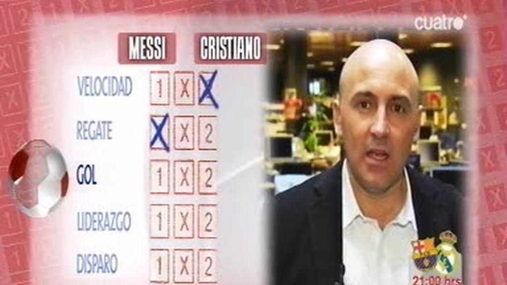 Cristiano o Messi, ¿quién es el mejor?