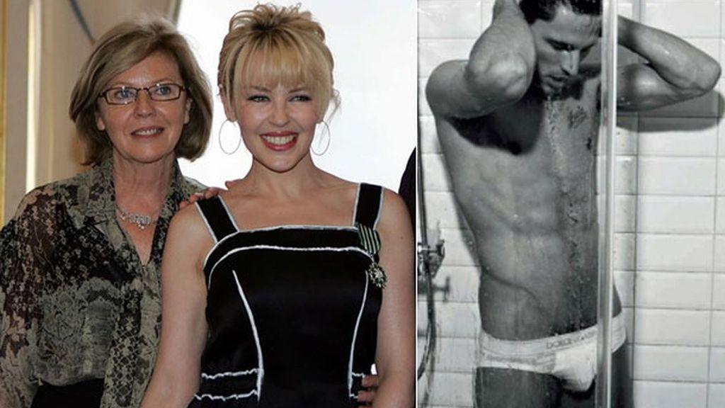 Carol Ann puede presumir de yerno guapo