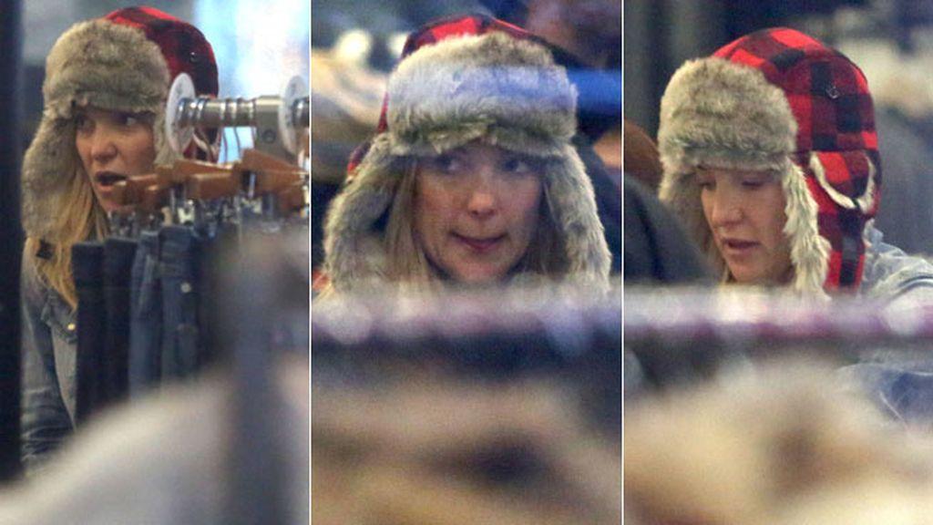 Kate Hudson en Aspen