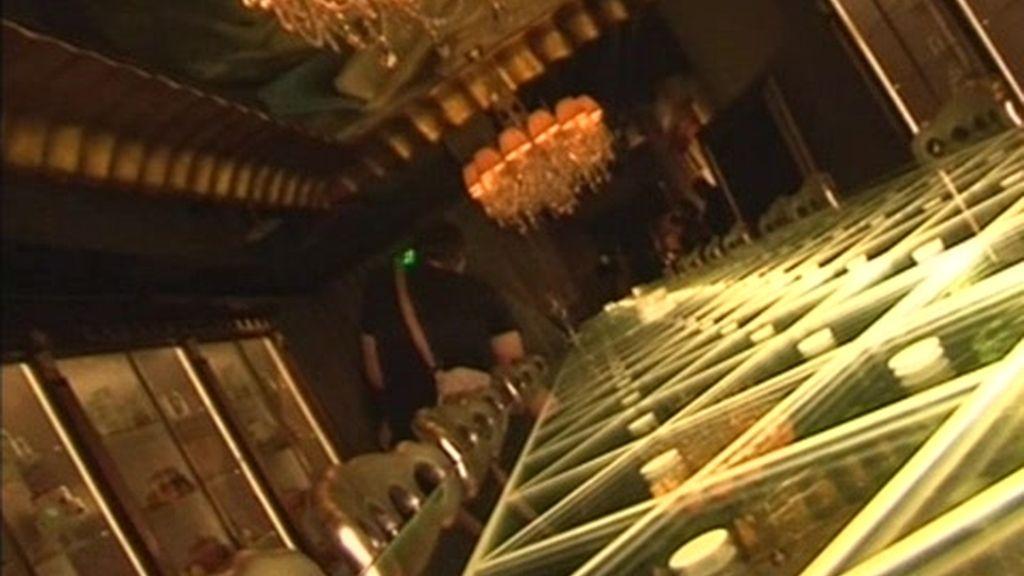 Pekín: El club Lan, la parte más moderna y lujosa de la ciudad