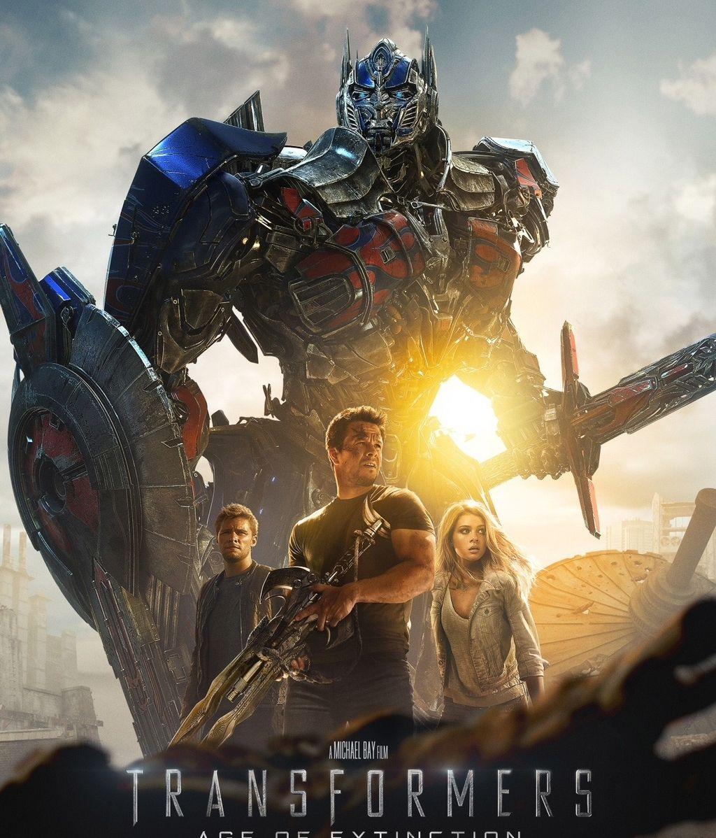 1. Transformers: La era de la extinción