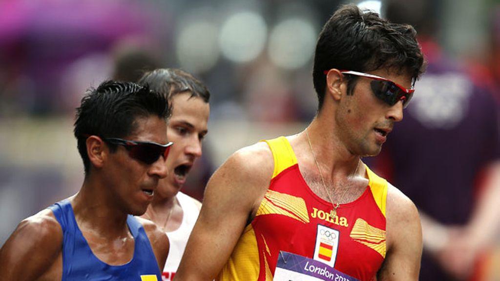 Miguel Angelo López, 20 km marcha