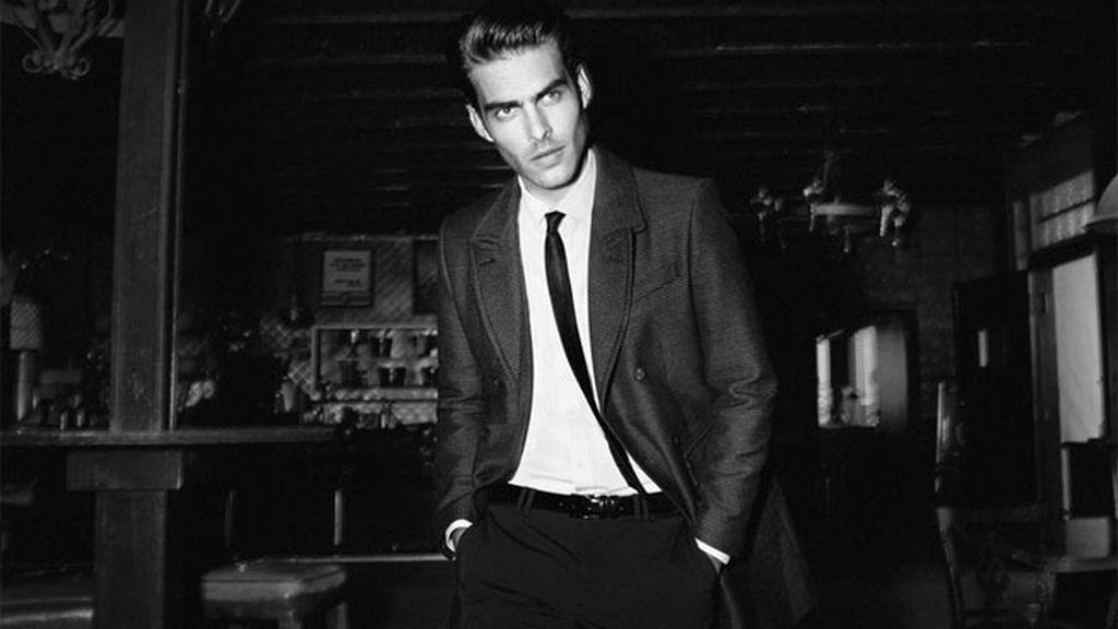 Jon Kortajarena, uno de los modelos más deseados, también está entre los primeros puestos