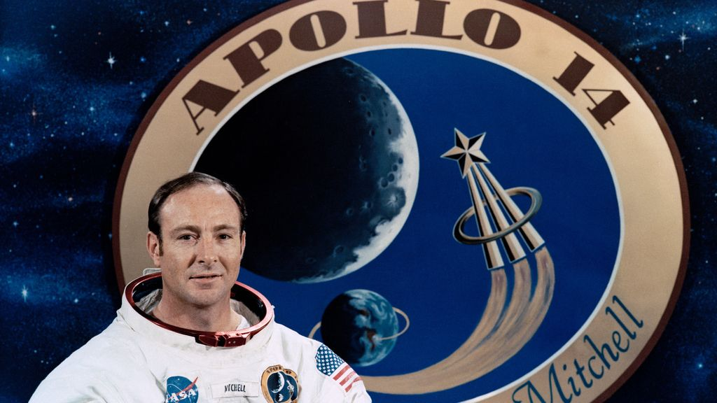 Muere Edgar Mitchell, miembro de la misión Apolo 14