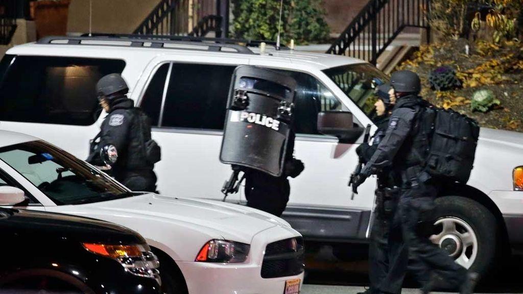 Evacuan un centro comercial en Nueva Jersey tras un tiroteo