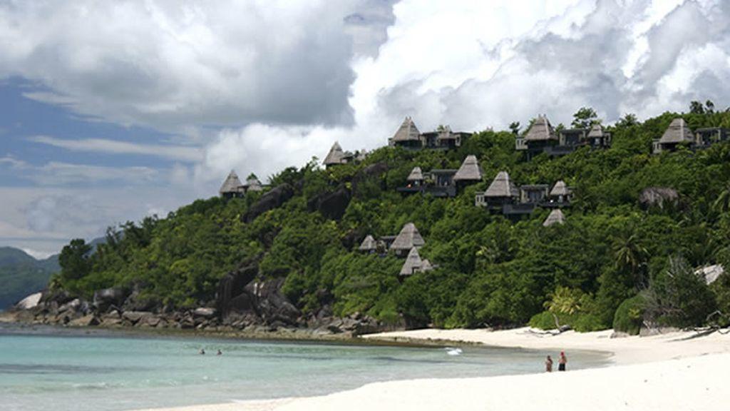 Las magníficas playas de las Seychelles