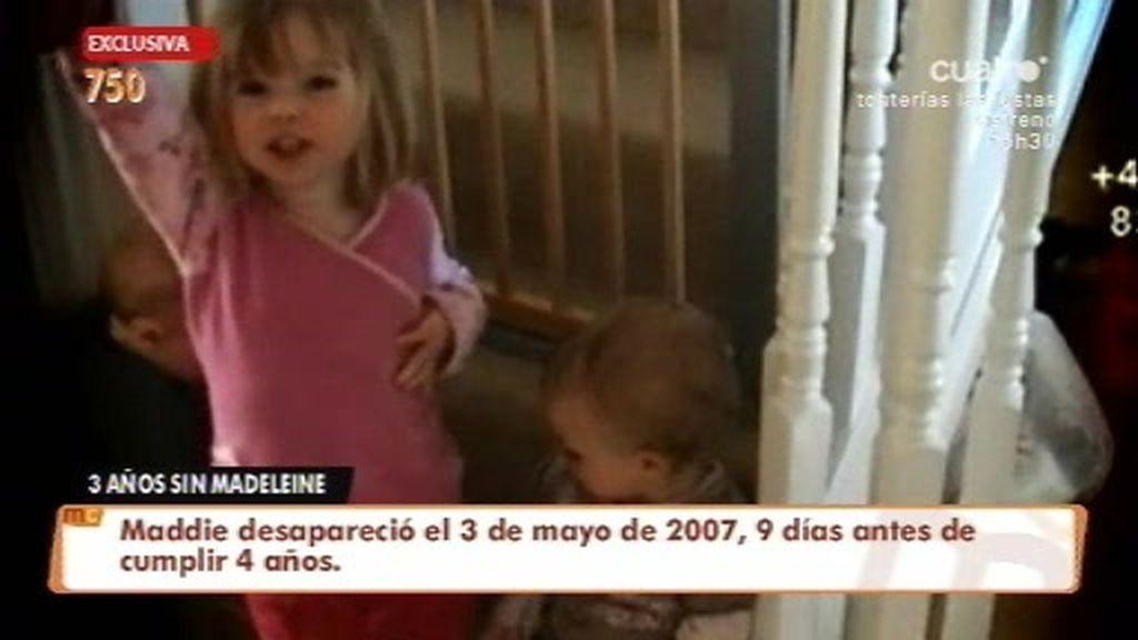 EXCLUSIVA. Tres años sin Madeleine Mccan
