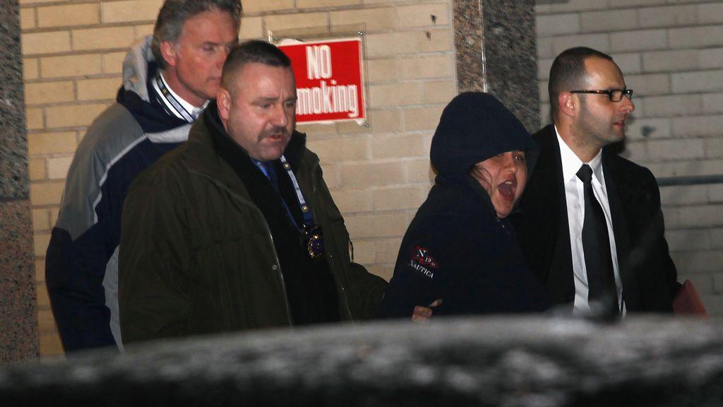 Arrestada una mujer por empujar a un hombre musulmán al metro de Nueva York. Foto: Reuters