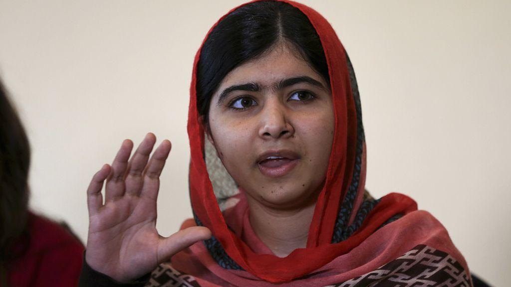 Malala pide la liberación de las niñas secuestradas por Boko Haram