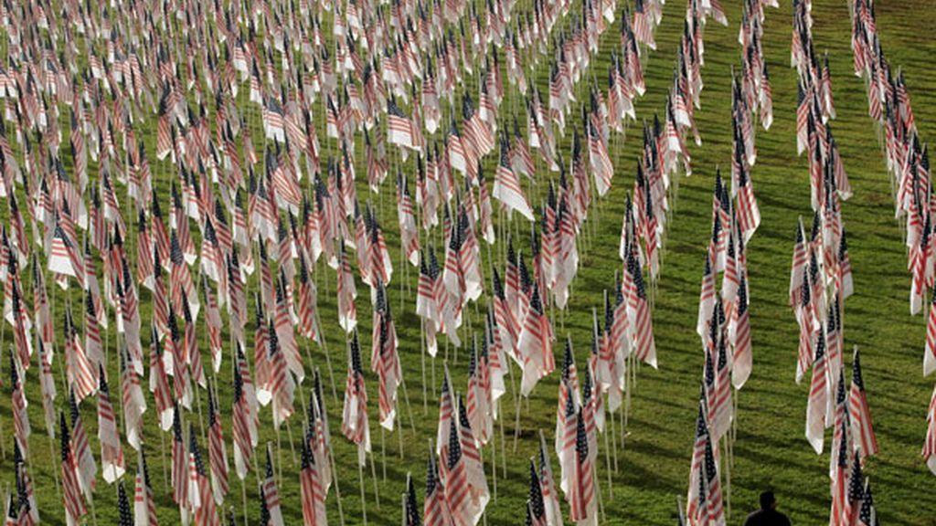 Los familiares de las casi 3.000 personas que fallecieron el 11 de septiembre de 2001 lloran cada año por el recuerdo de sus seres queridos