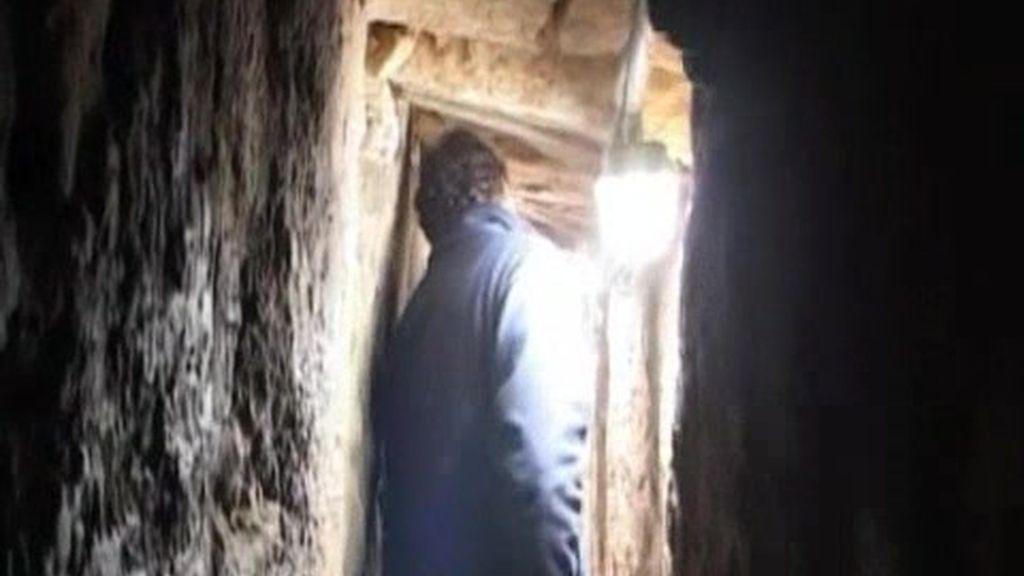 Los antiguos túneles de Jerusalén