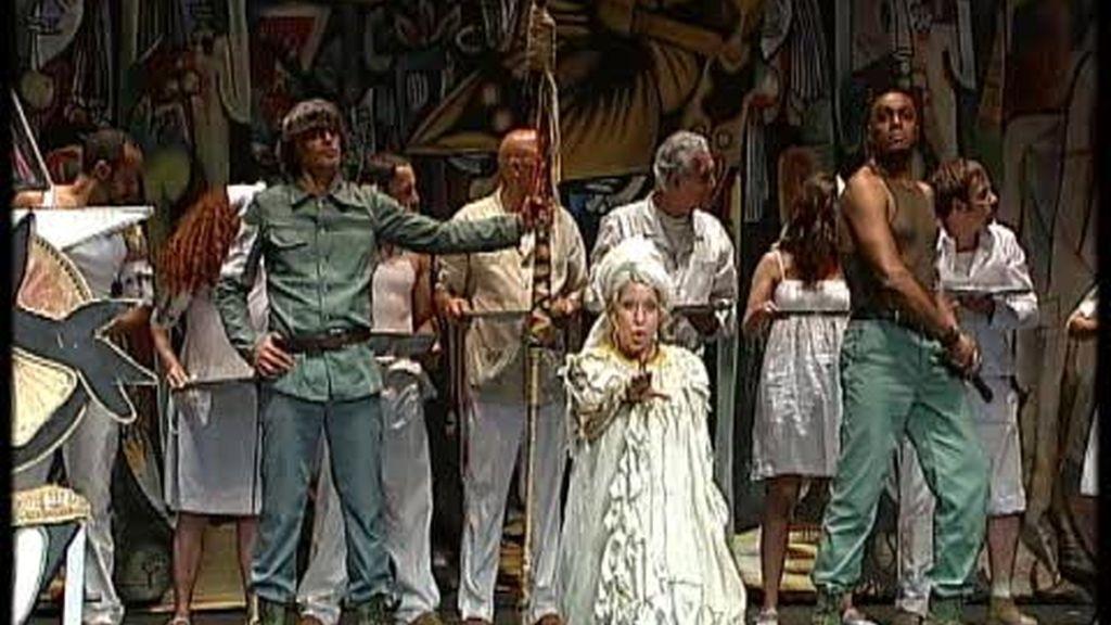 Fuenteovejuna a ritmo cubano