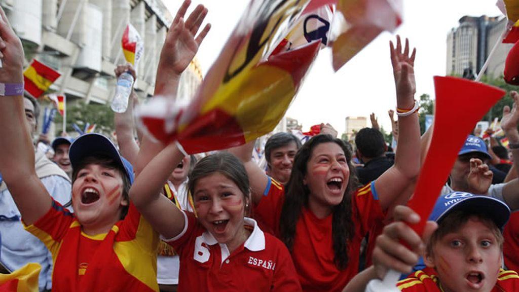 Las opciones de España