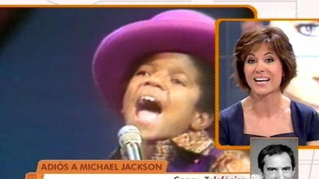 Gay Mercader, promotor musical habla de la muerte de Michael Jackson (2 de 2)