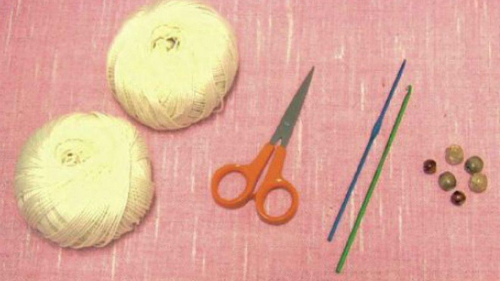 Tricotosas 29: Bikini de ganchillo