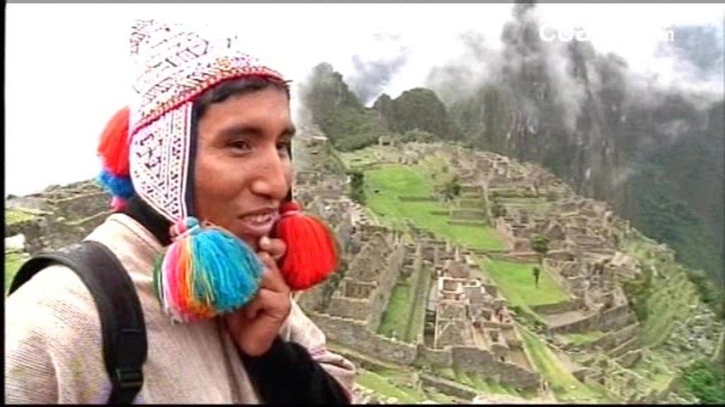 Maravillas del mundo: Machu Pichu y Plaza de San Marco