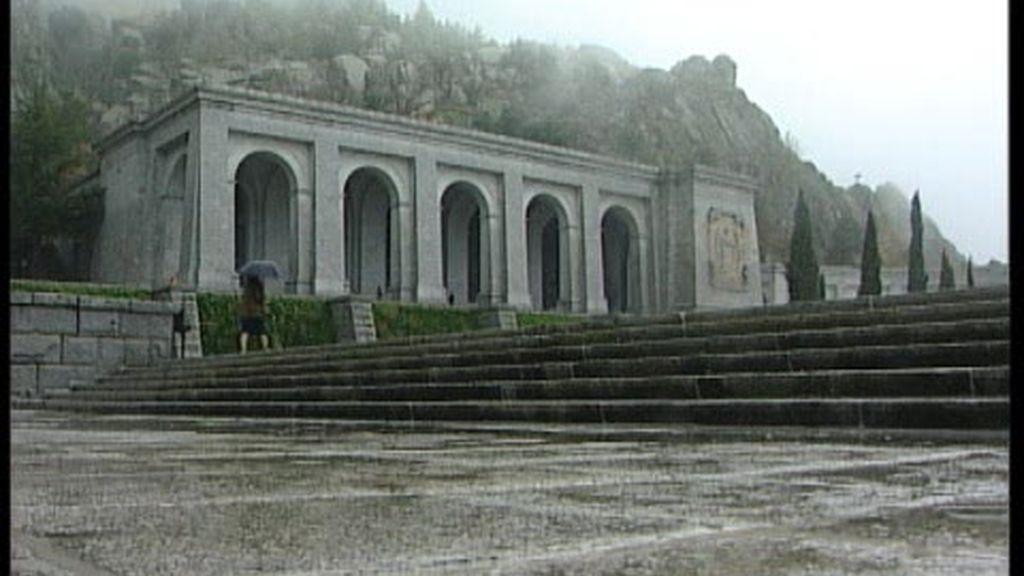 El Gobierno reconoce trabajos en el Valle de los Caídos