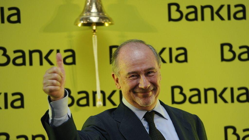Rodrigo Rato, 6.850 euros al trimestre