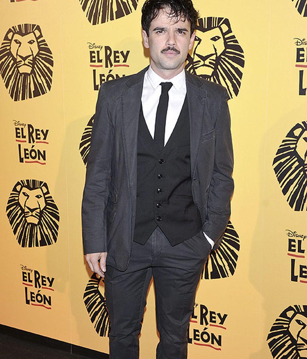 Estreno del Rey León