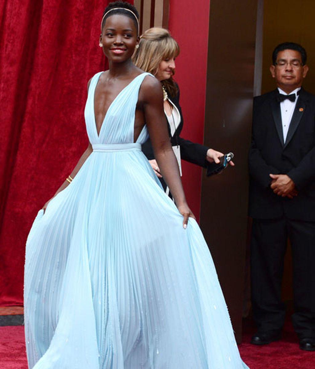 Lupita Nyong'o de Prada